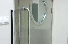 Drzwi operacyjne nierdzewne - SZB
