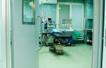 Drzwi operacyjne z laminatu - CMS